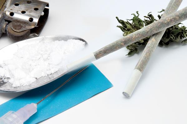 Sales of drugs in Kansas