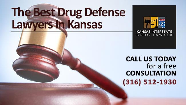 Drug Trafficking Lawyer in Kansas